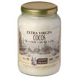 "Eyeslipsface ""Huile extra vierge coco Bio - 1600 ml -AMANPRANA (0000) 1600"""