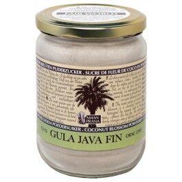 """Eyeslipsface """"Gula java fin sucre de fleur de coco en poudre bio - 460g - AMANPRANA (0000) 460"""""""