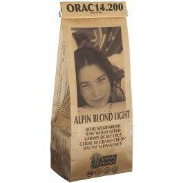 "Eyeslipsface ""Germe de blé Bio Alpin Blond Light- 400g - AMANPRANA (0000) 400"""
