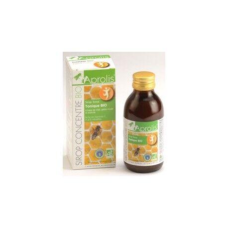 """Eyeslipsface """"Tonic sirop Bio : propolis,miel, gelée royale - Aprolis-Apinat (137 09 040) 150"""""""