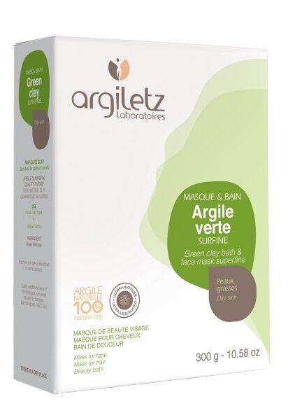 """Eyeslipsface """"Argile verte surfine-300g - ARGILETZ (0000) 300"""""""