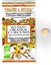 "Eyeslipsface ""Biopastille Kudzu Orange Curcuma Bio - BIOPASTILLE (2.2559) 25"""