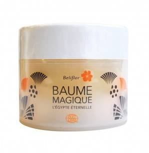 """Eyeslipsface """"Baume magique: Huile Olive et produits de la ruche bio pot 100 ml - BELIFLOR (03230020) 100"""""""