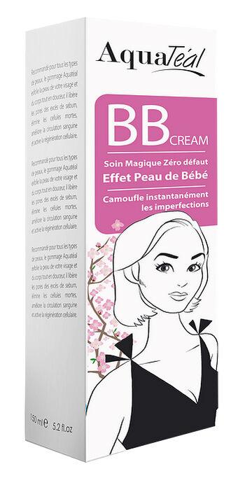 """Eyeslipsface """"BB Cream, soin magique Zéro défaut- 40ml - AQUATEAL (0000) 40"""""""