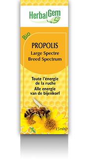 "Eyeslipsface ""Propolis Large Spectre - 15ml -HERBALGEM (8.7015) 15"""