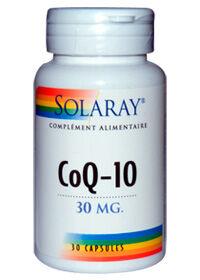 "Eyeslipsface ""Co Q10 - 30mg - SOLARAY (0000) 30"""
