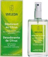 """Eyeslipsface """"Déodorant au citrus- 100ml - WELEDA (7.2491) 100"""""""