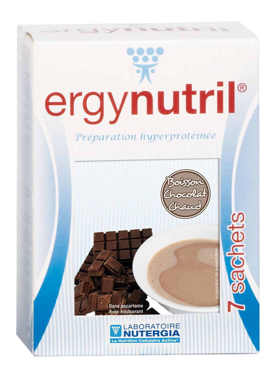 "Eyeslipsface ""Ergynutril Boisson Chocolat Chaud-sachets - NUTERGIA (13.2938) 7"""