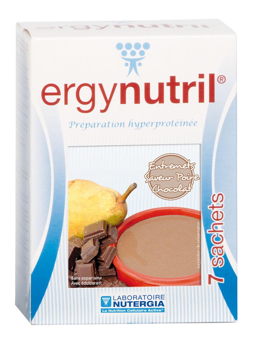"Eyeslipsface ""Ergynutril Entremet Poire Chocolat - NUTERGIA (13.2938) 7"""