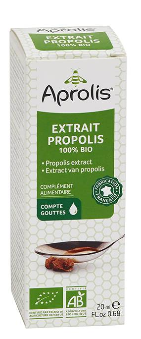"Eyeslipsface ""Extrait de propolis 100% Bio- 20ml - APROLIS (0000) 20"""