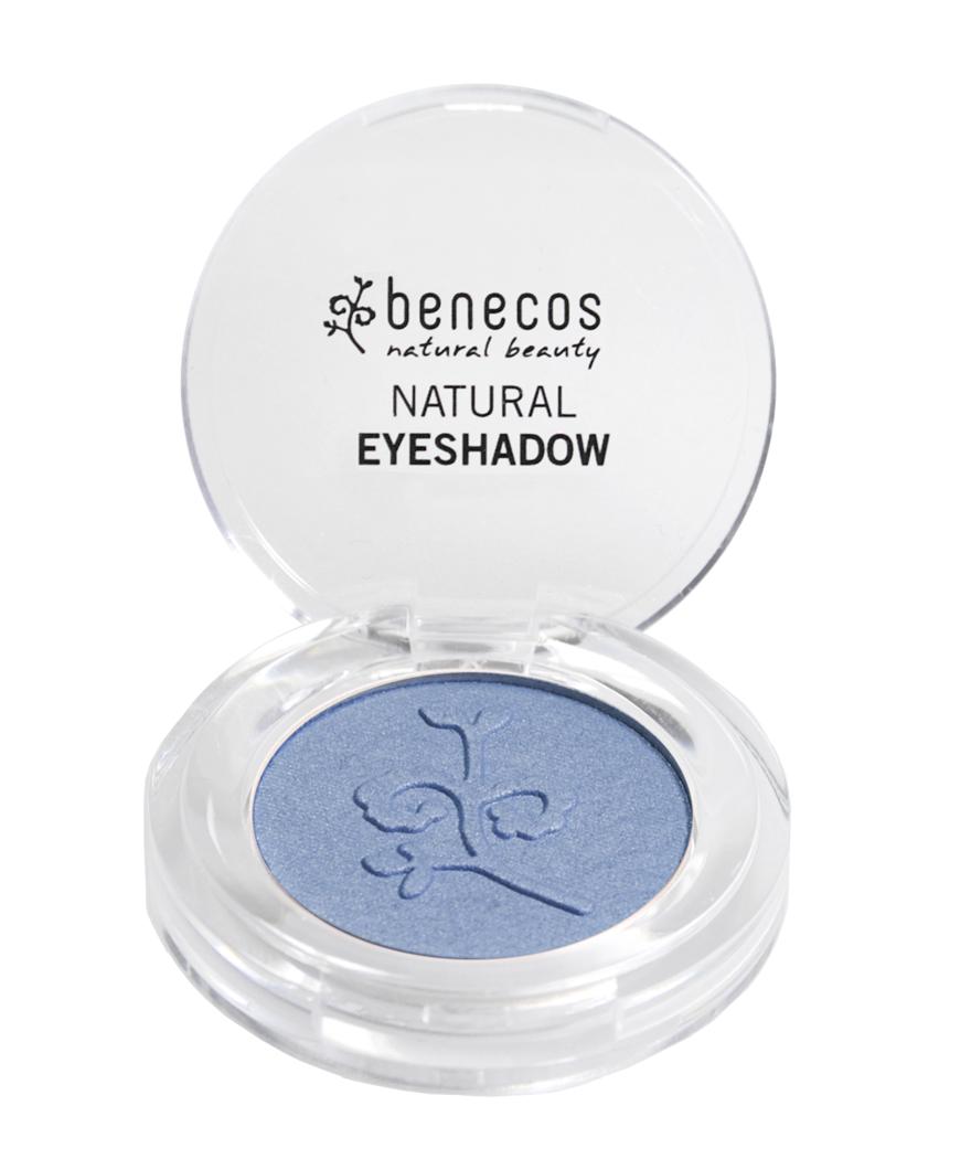 "Eyeslipsface ""Mono Forget me not bleu irisé BIO - BENECOS (228 41 308) 2"""