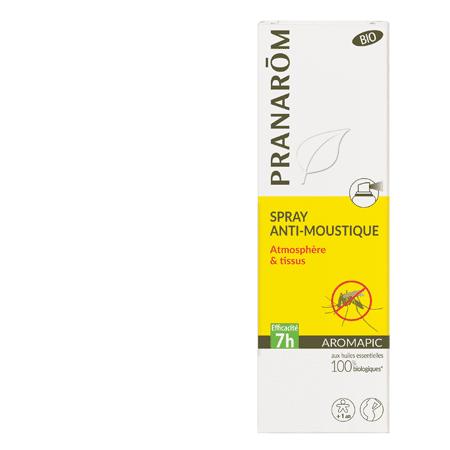 "Eyeslipsface ""Aromapic - Spray Anti-moustique - Atmosphère & Tissus BIO- 100ml - PRANARÔM (0000) 100"""