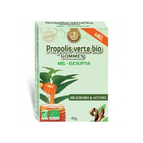 "Eyeslipsface ""Gommes de Propolis Miel, Eucalyptus - PROPOS NATURE (3.1825) 45"""