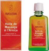 "Eyeslipsface ""Huile de Massage à l'Arnica 100 ml - WELEDA (9.0970) 100"""