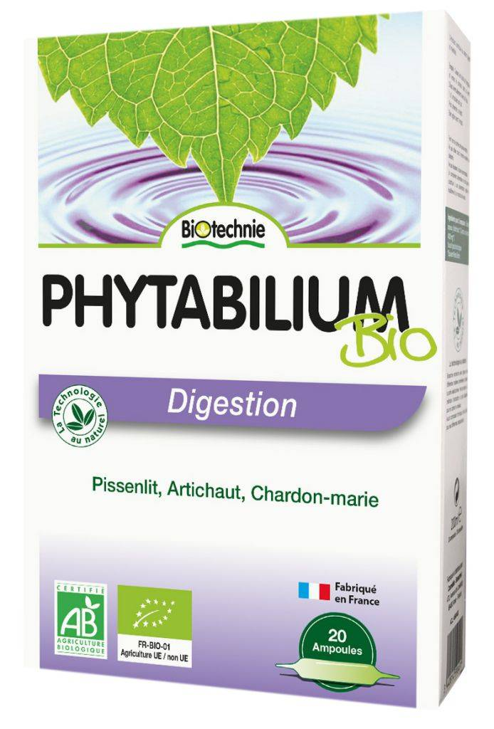 "Eyeslipsface ""Phytabilium ampoules BIO 20 ampoules - BIOTECHNIE (01007573) 20"""