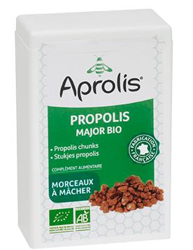 "Eyeslipsface ""Propolis Major Bio nature (à macher)- 10g -APROLIS (0000) 10"""