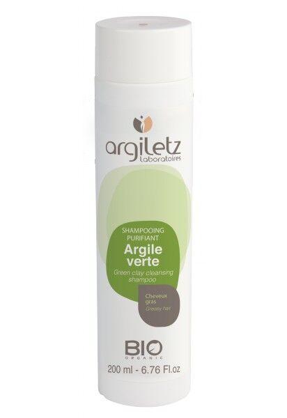 "Eyeslipsface ""Shampooing Purifiant cheveux gras Bio-200ml -ARGILETZ (0000) 200"""
