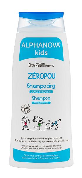 "Eyeslipsface ""Zéropou shampoing Bio- 200ml -ALPHANOVA (0000) 200"""
