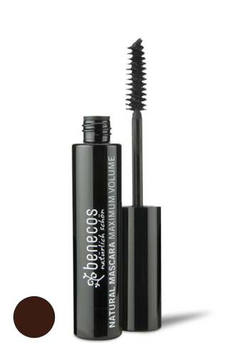 "Eyeslipsface ""Mascara maxi volume brun (smooth brown) BIO- BENECOS (228 41 032) 8"""