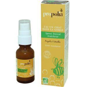 "Eyeslipsface ""Spray buccal Propolis & Menthe Bio - 20ml -APIMAB - PROPOLIA (24709024) 20"""