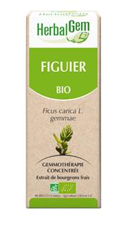 """Eyeslipsface """"Figuier Macérat de bourgeon Bio -15 ml - HERBALGEM (9.2654) 15"""""""