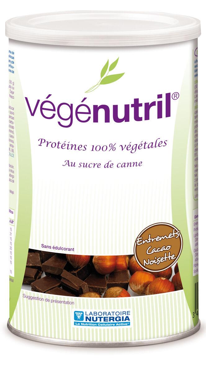 "Eyeslipsface ""Vegenutril Entremets Cacao Noisette -300 g-NUTERGIA (15.7109) 300"""