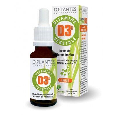 """Eyeslipsface """"Vitamine D3++ Végétale -D-PLANTES (0000) 20"""""""