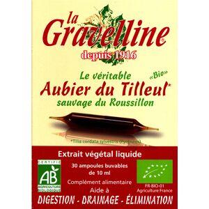 """Eyeslipsface """"Aubier de Tilleul Sauvage du Roussillon - 30 ampoules - LA GRAVELLINE (8.7820) 30"""" - Publicité"""