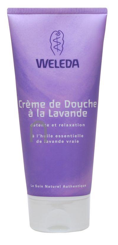 """Eyeslipsface """"Crème de douche à la Lavande- 200 ml - WELEDA (5.6146) 200"""""""