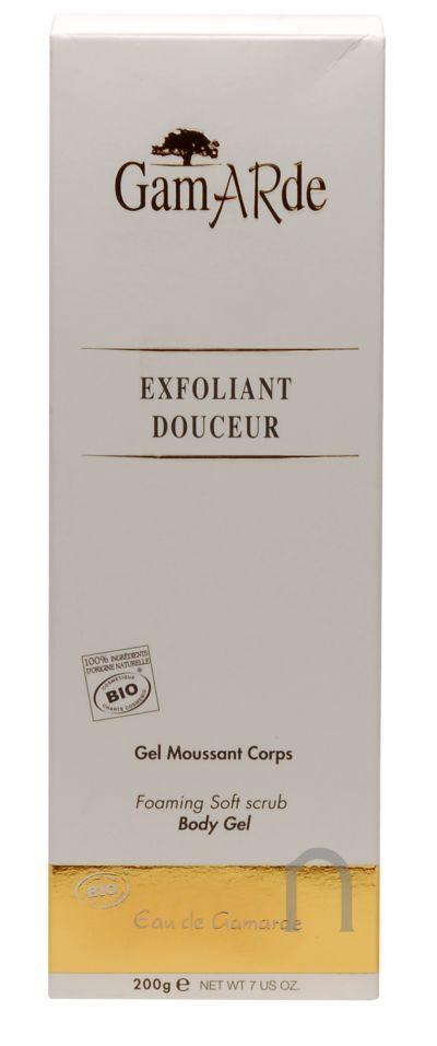 """Eyeslipsface """"Exfoliant Douceur - GAMARDE (13.8587) 200"""""""