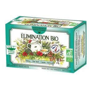 """Eyeslipsface """"Tisane Elimination Bio - 20 sachets - ROMON NATURE (00510332) 20"""""""