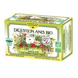 "Eyeslipsface ""Tisane Digestion Anis Bio - 20 sachets - ROMON NATURE (00519092) 20"""