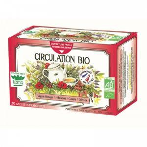 "Eyeslipsface ""Tisane Circulation Bio - 20 sachets - ROMON NATURE (00519101) 20"""