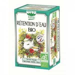 "Eyeslipsface ""Tisane Rétention d'eau bio - 20 sachets - ROMON NATURE (00519140) 20"""