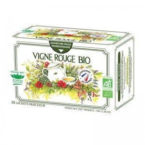 """Eyeslipsface """"Tisane Vigne Rouge Bio - ROMON NATURE (00519254) 20"""""""