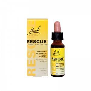 "Eyeslipsface ""Bach rescue remedy 10 ml - BACH ORIGINAL (03923039) 10"""