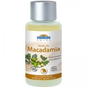 "Eyeslipsface ""Huile Cosmétique Macadamia - 50 ml - BIOFLORAL (105 31 180) 50"""