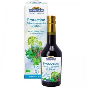 "Eyeslipsface ""Elixir Protection, Défenses naturelles, Résistance (Hiver) BIO - 375 ml - BIOFLORAL (105 42 004) 375"""