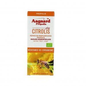 """Eyeslipsface """"Citrolis Bio - 30 ml - AAGAARD (02909080) 30"""""""
