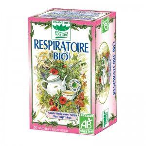 "Eyeslipsface ""Tisane Respiratoire Bio - 20 sachets - ROMON NATURE (00519293) 20"""