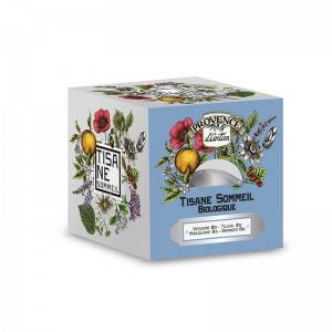 """Eyeslipsface """"Tisane cube Sommeil - Recharge 24 sachets - PROVENCE D'ANTAN (00519759) 24"""""""