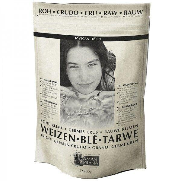 "Eyeslipsface ""Germe de blé Bio Crus- 200g - AMANPRANA (31420087) 200"""