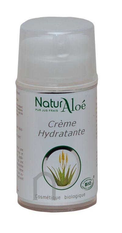 "Eyeslipsface ""Crème Hydratante aloe vera- 50 ml - NATURALOE (16.9858) 50"""