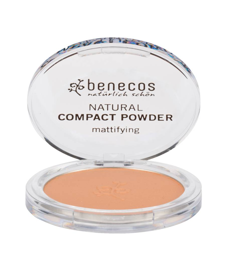 "Eyeslipsface ""Poudre compacte beige (beige) BIO - BENECOS (228 41 108) 9"""