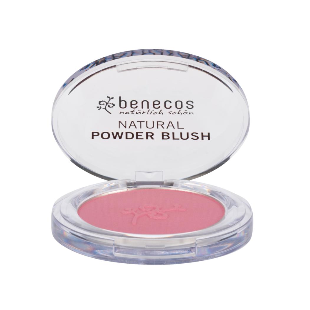 "Eyeslipsface ""Fard à joues rose bonbon (mallow rose) BIO - BENECOS (228 41 092) 5"""