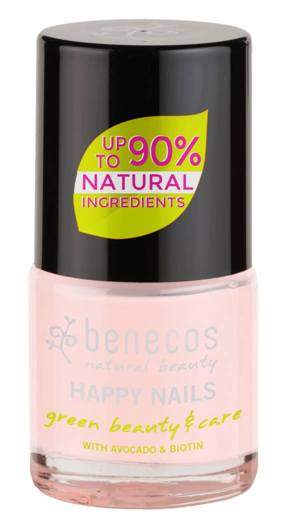 """Eyeslipsface """"Vernis à ongles rose perle (be my baby) 9 ml-BENECOS (228 41 242) 9"""""""