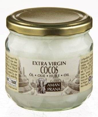 "Eyeslipsface ""Huile extra vierge coco Bio - 325 ml -AMANPRANA (31420020) 325"""