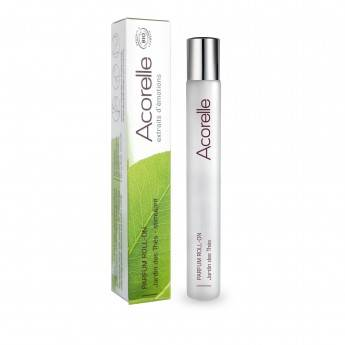"""Eyeslipsface """"Eau de parfum Jardin des Thés-Stimulant Bio - ACORELLE (00637004) 10"""""""