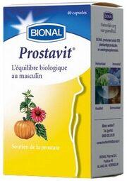 """Eyeslipsface """"Prostavit - 80 capsules -BIONAL (02414007) 80"""""""