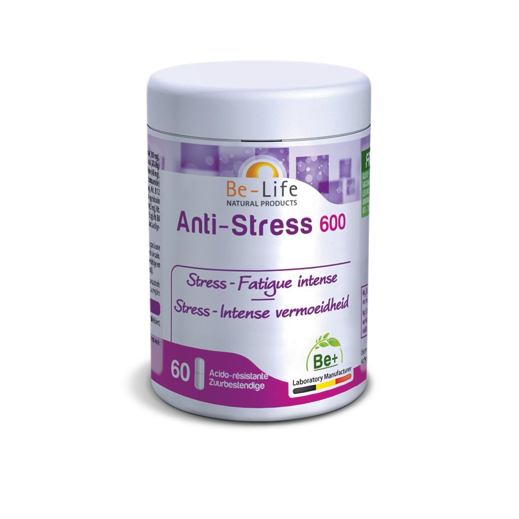 "Eyeslipsface ""Anti-Stress 600 60 gélules - BE-LIFE (27011006) 60"""